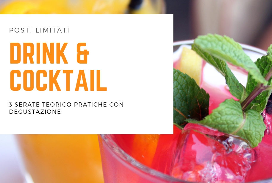 drink&cocktail per passione